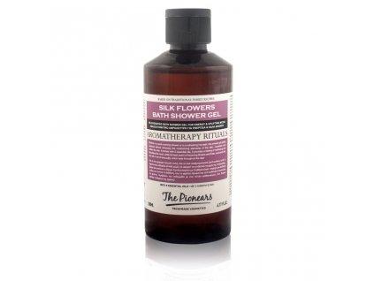 Silk Flowers Bath Shower Gel 200 ml - Sprchový gel