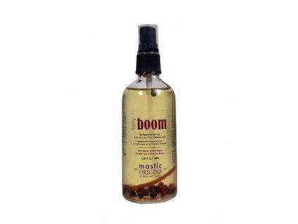 FATTY BOOM 100 ml - Zahřívací olej proti celulitidě a místní tloušťce, Mastic Origins