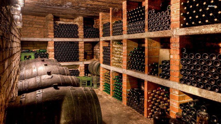 archivní vína