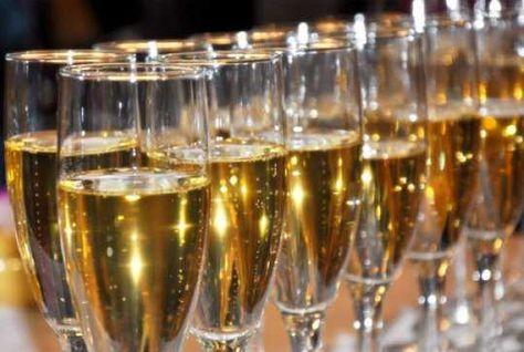 Champagne a šumivé vína