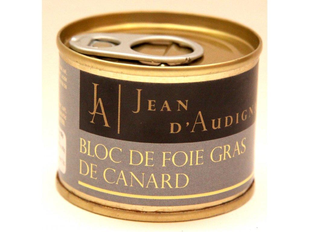 Kachní Foie Gras v celku - Bloc de Foie Gras de Canard 65 g