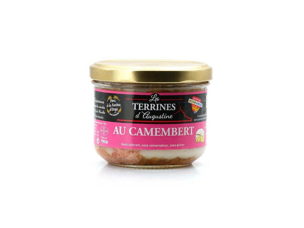 Normandy Camembert Terrine