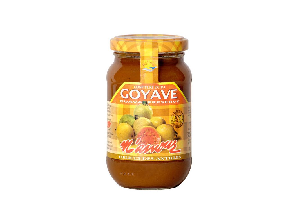 Confiture Goyave Guadeloupe