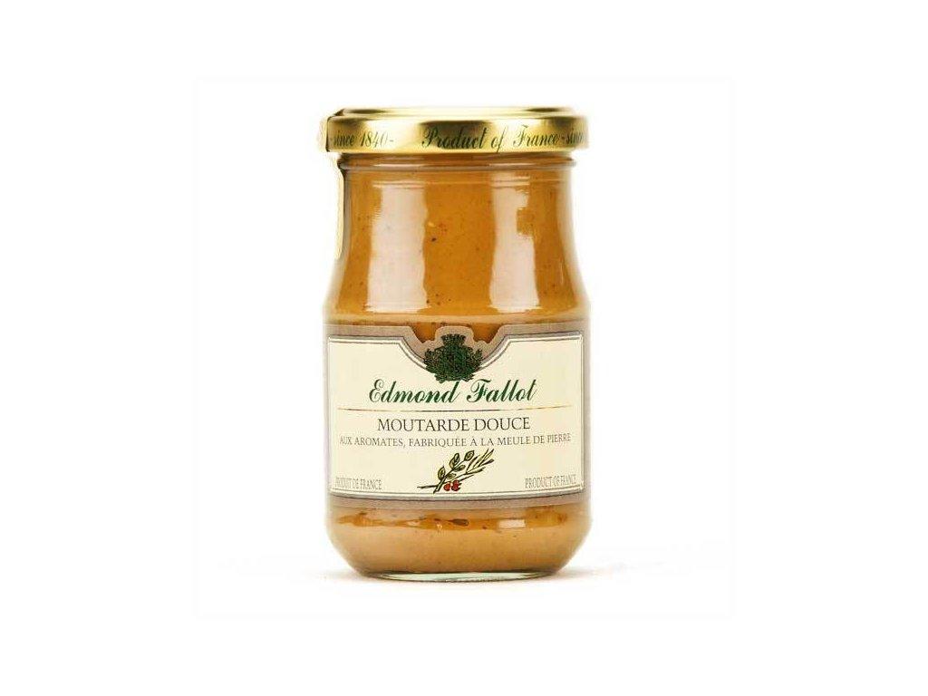 216 0w600h600 Moutarde Brune Douce Aux Aromates Vinaigre