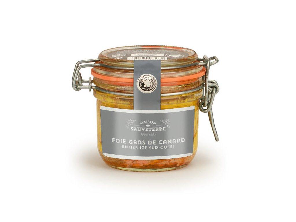 Foie Gras Canard Entier Sud Ouest Igp