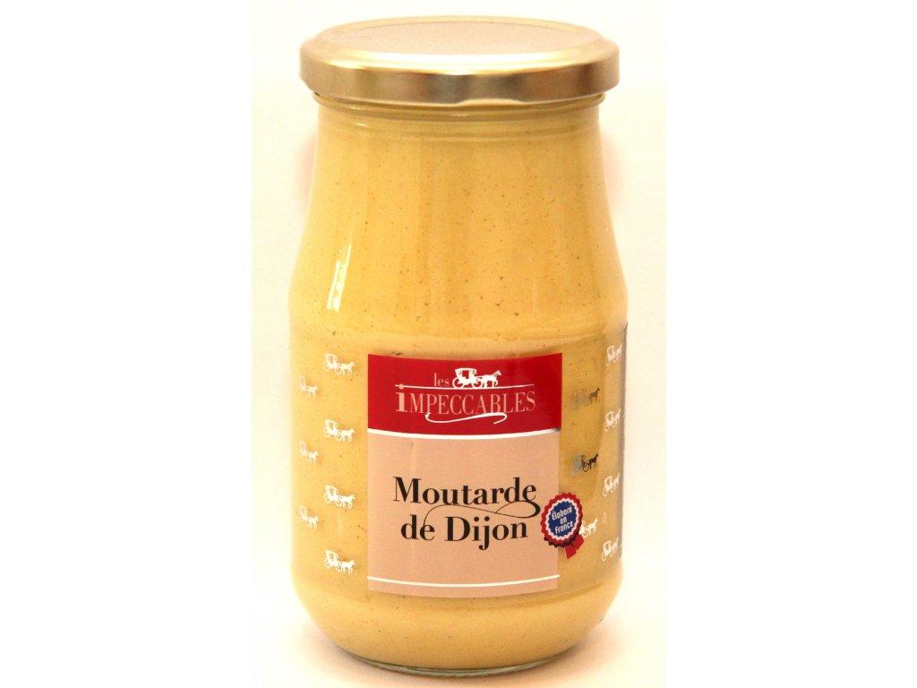 Dijonská hořčice - Moutarde de Dijon 390g