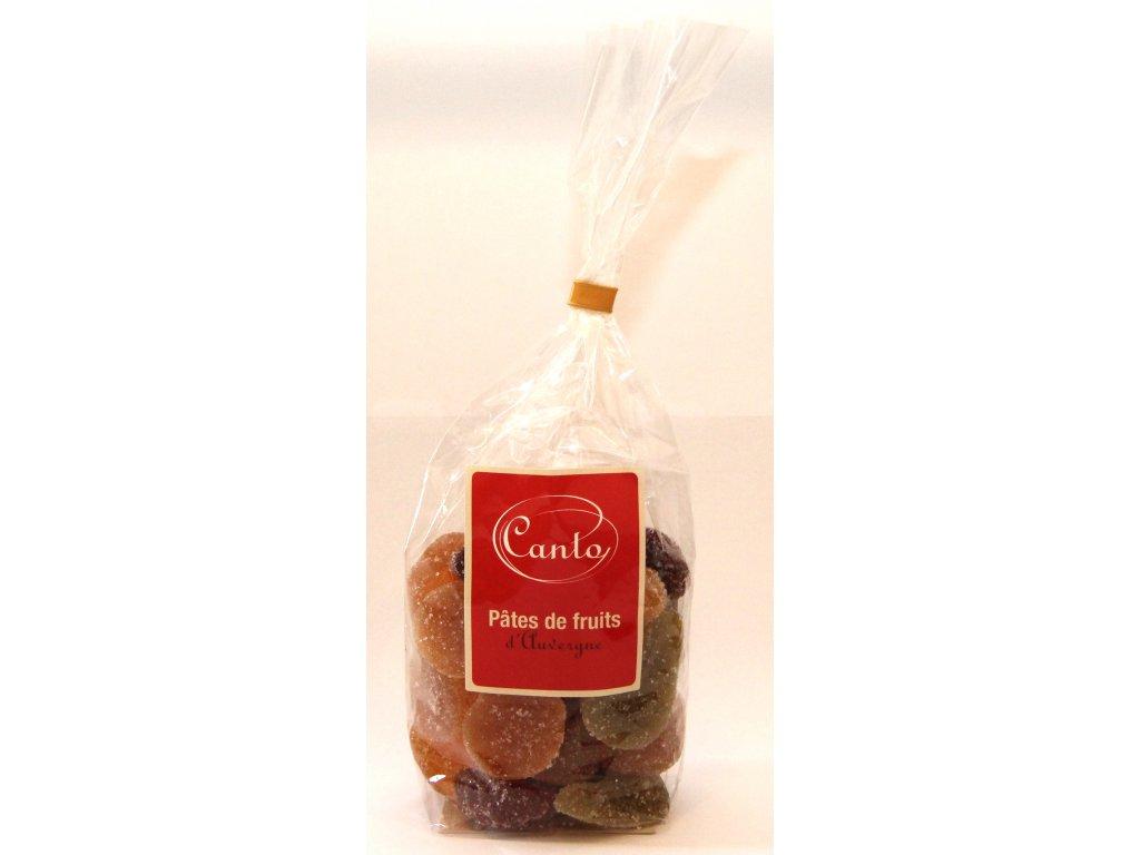 Ovocné bonbóny - Pates de Fruits - 300g