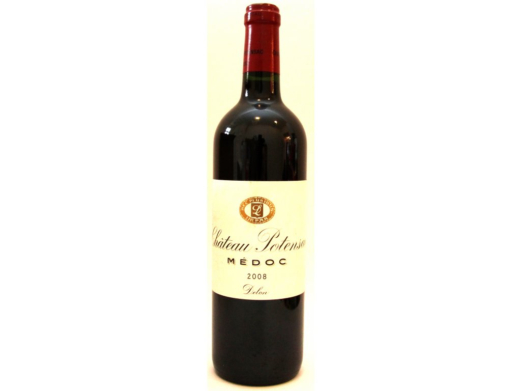Medoc Chateau Potensac 2008