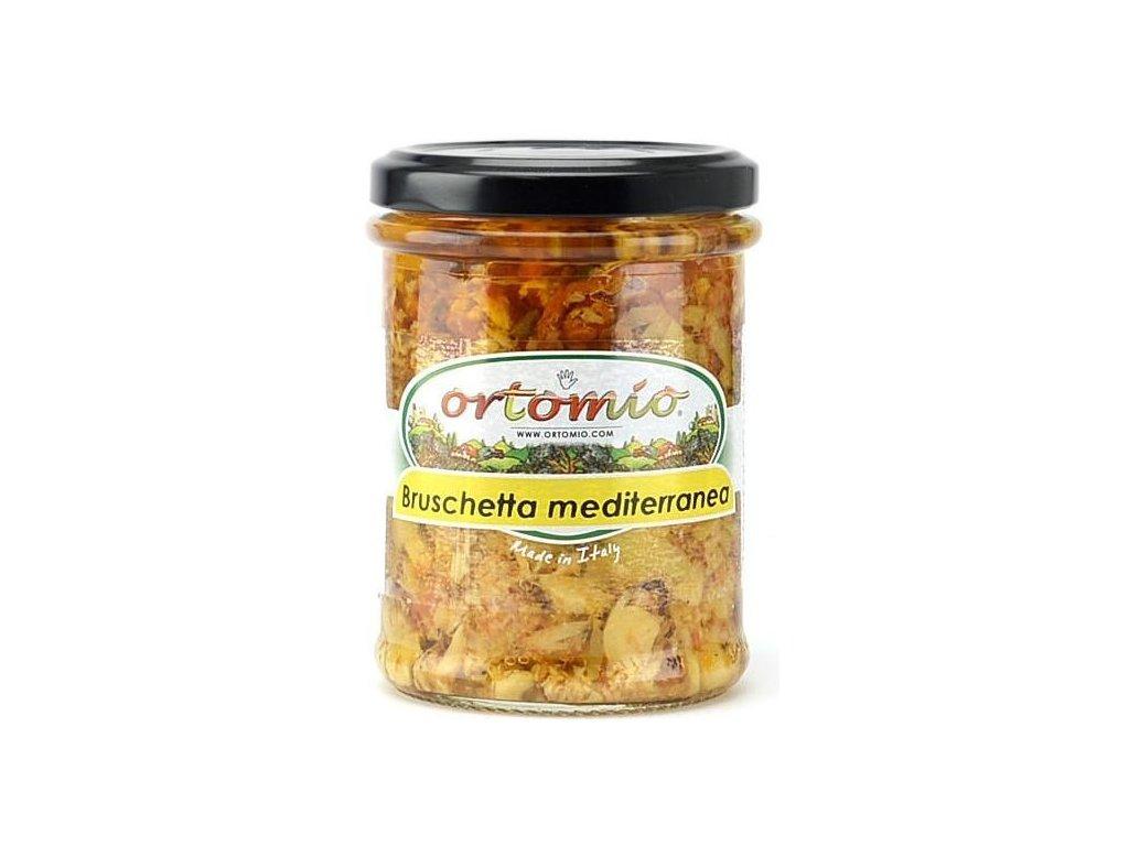 Ortomio Bruschette středomoři
