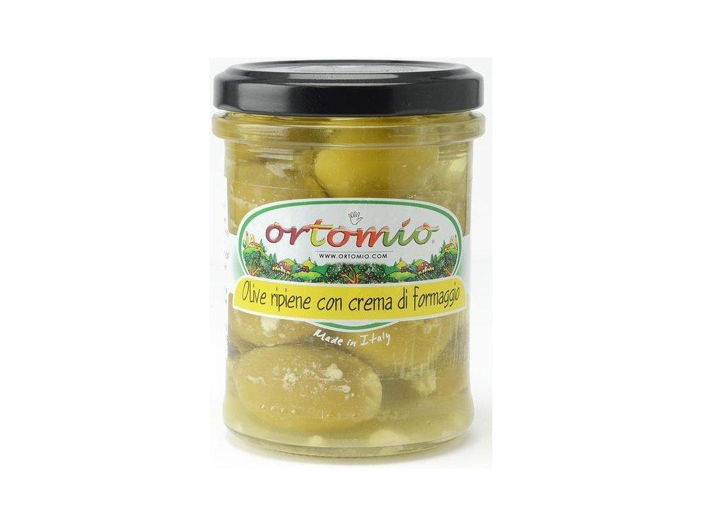 Ortomio Olivy plněné parmiggiano