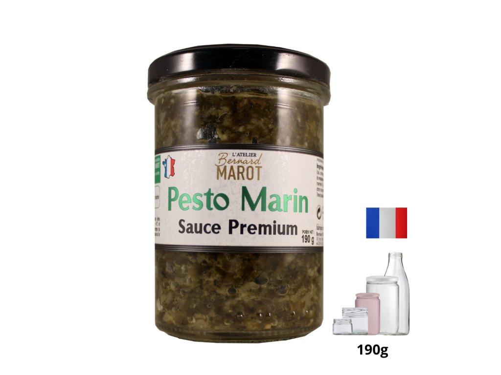 Sauce Pesto Marin Special Poissons Fruits de Mer