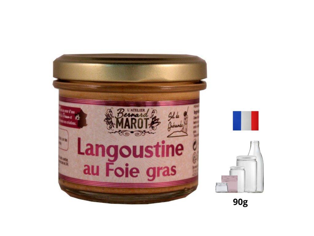 Langoustine au Foie Gras
