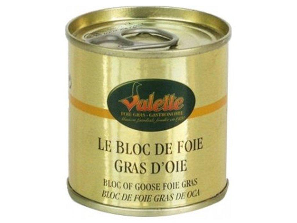 le bloc de foie gras d oie 2