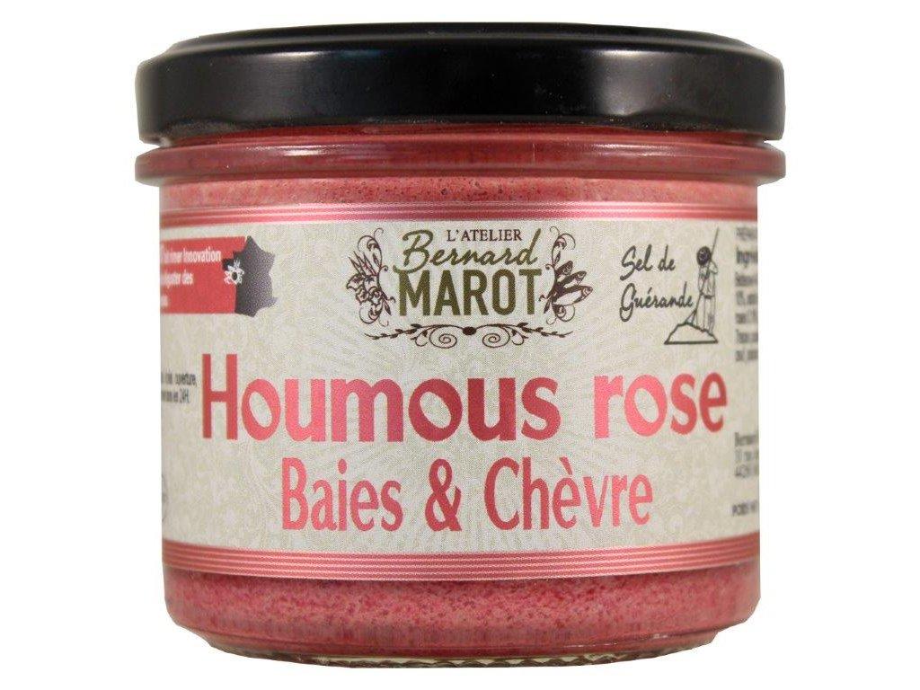 Légumes 100 g Houmous rose betterave (002)