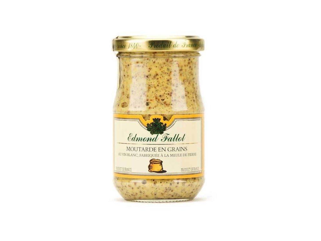 Moutarde Ancienne Grains Fallot