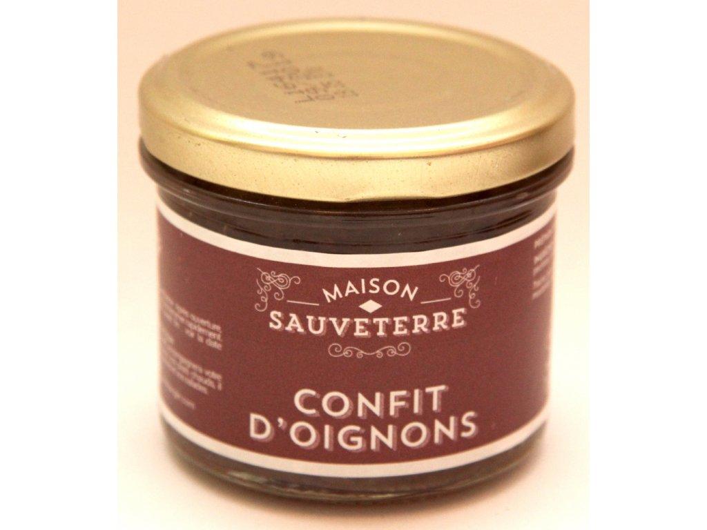 Nakládaná cibulka - Confit d`Oignons