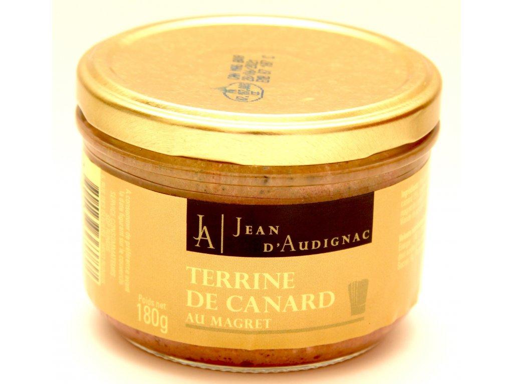 Terrine canard Magret audignac