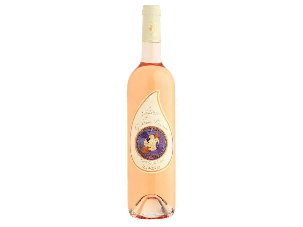 Bandol Guilhem Tournier rosé