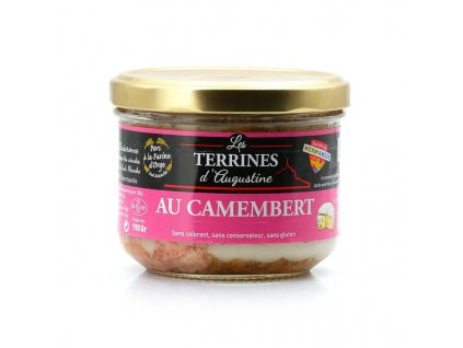 Terrine Camembert Normand