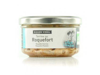Terrine Roquefort Bio