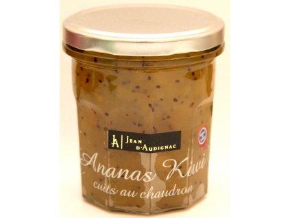 Ananas-kiwi džem - Ananas Kiwi cuits au chaudron - 320g