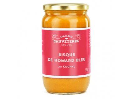 Bisque Homard Bleu Cognac