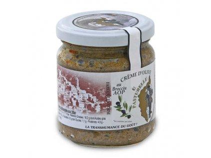 Creme Olive Brocciu Aop Bio