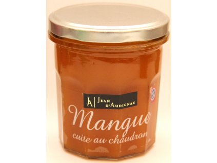 Mangový džem - Mangue cuit au chaudron - 320g
