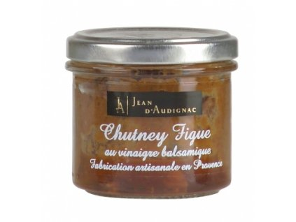 Chutney figues balsamique