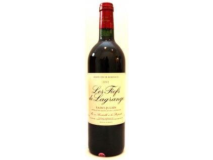 Saint Julien 2002 Grand Vin de Bordeaux