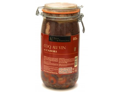 coq au vin Cahors 1,4kg