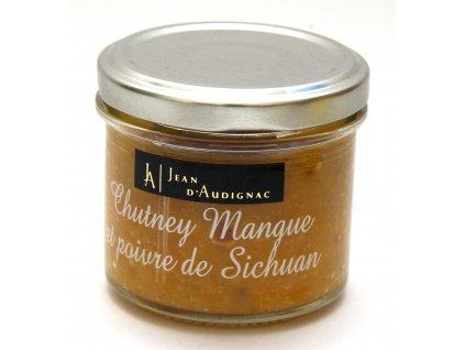 Chutney mangue poivre sichuan