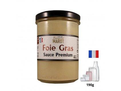 Sauce Foie Gras Special Viandes