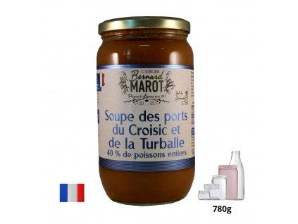 Soupe des ports du Croisic et de la Turballe
