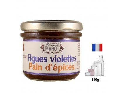 Figues Violettes Pain depices
