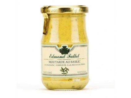 Moutarde Basilic