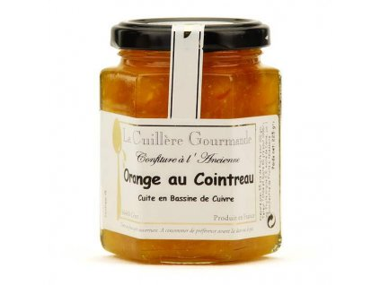 Confiture Ancienne Orange Cointreau