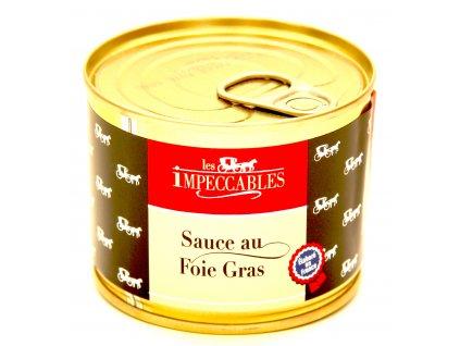omačka foie gras