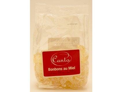 medové bonbony