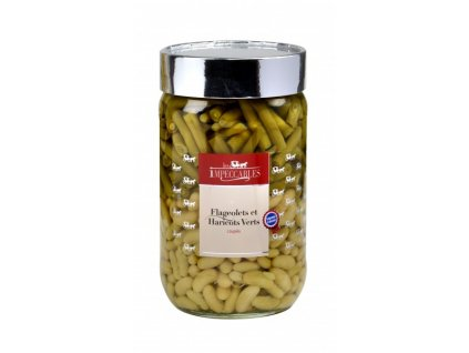 flageolets haricots verts