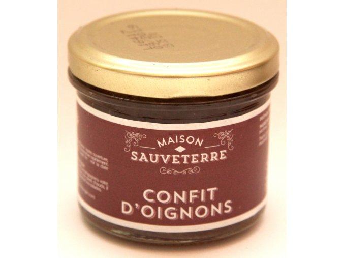 Konfitované cibule 110 g - Confit d`Oignons