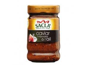 Sacla caviar tomates ail