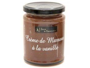 Kaštanový krém s vanilkou - Créme de Marrons á la Vanille - 350g