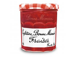 confiture fraises Bonne Maman 1