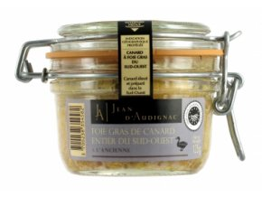 Foie gras SDP125g