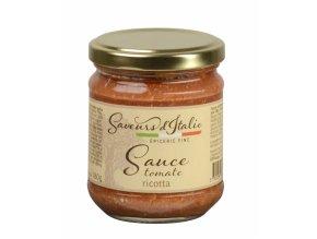 rajčat omačka ricotta