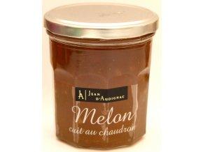 Melounový džem - Melon cuit au chaudron - 320g