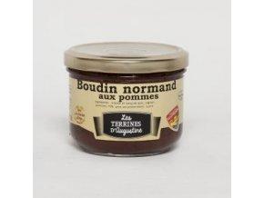 Boudin normand aux pommes 190g