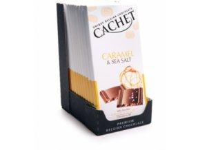Chocolat lait caramel