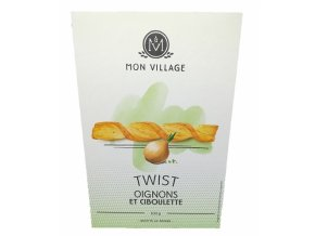 Twist apéritifs oignon ciboulette